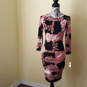 Cache Bodycon Dress